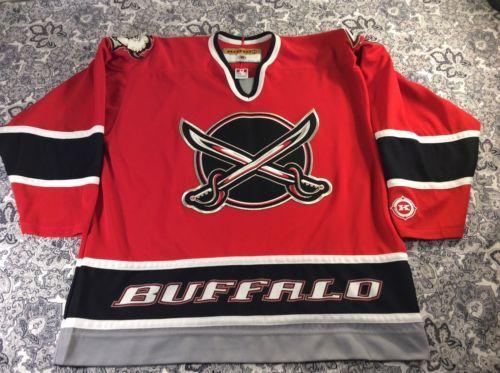 Deals KOHO Buffalo Sabres Alternate Hockey Jersey Adult Size XL  dlvr.it MsRcSd  TFBJP 4a9b35774