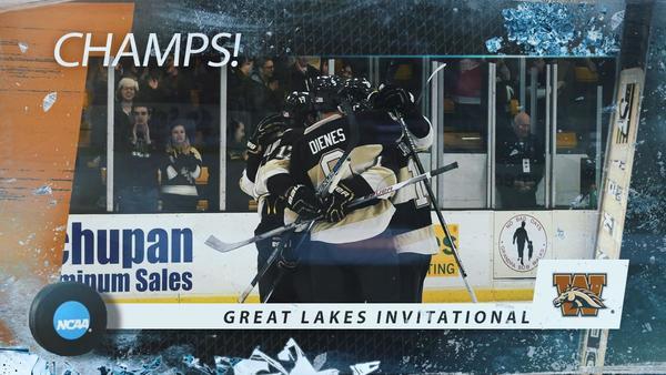 WMUHockey - Great Lakes Invitational Champions! http://pbs.twimg.com/media/C0-Y6kMXAAAtDF3.jpg