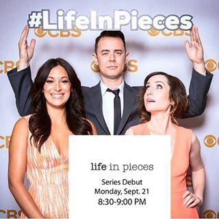 Life in Pieces Season 1 Season Finale (Episode 21 & 22