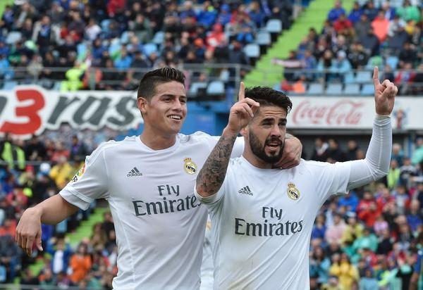 Fotos Real Madrid 4 V 0 Getafe Liga Bbva: Resultado Getafe Vs. Real Madrid