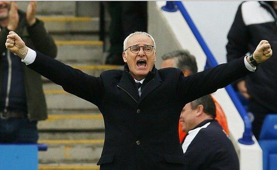 Goleó Leicester 4-0 a Swansea