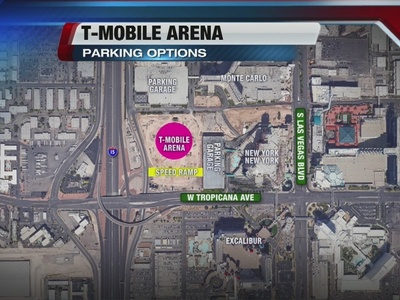 Live Coverage Of T Mobile Arena Grand Opening