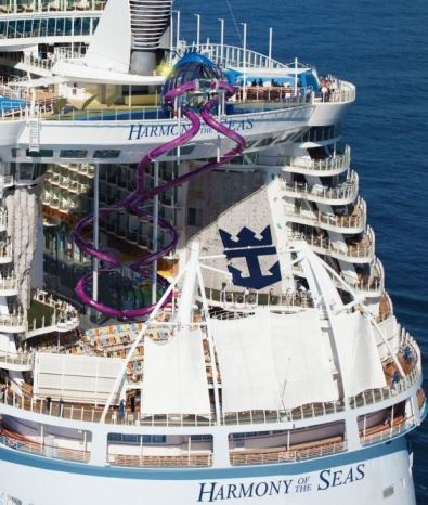 Worlds Biggest Cruise Ship In Southampton Heart Hampshire - Cruise ship stories