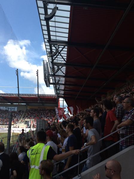 regensburg relegation