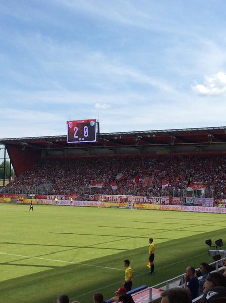 relegation jahn regensburg
