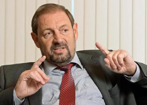 Wird zum 30. September dieses Jahres sein Amt als Landrat abgeben: Heinz Seiffert.
