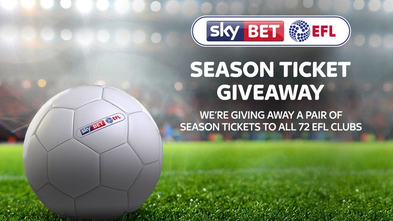 Sky Bet Ticket Giveaway Flyer - image 8