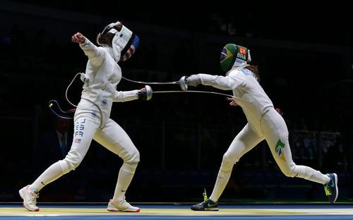 OLYMPICS-RIO-FENCING-W-EPEEIND