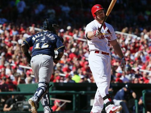 Louis Cardinals Beat Cincinnati Reds Via Controversial Walk-Off