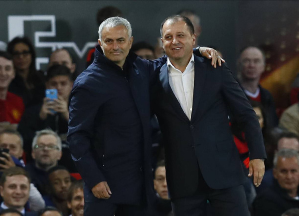 Jose Mourinho not over the moon with United wins