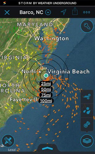 Tracking tropical storm #Hermine on social media | Page 103