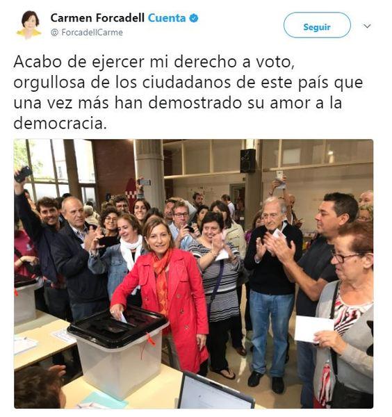 Refer ndum catalu a 1 octubre las ltimas noticias y for Ultimas noticias del ministerio del interior