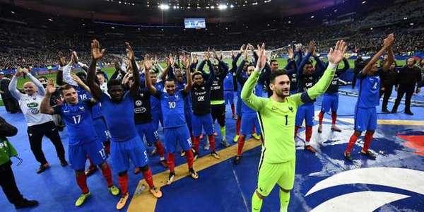 La france se qualifie pour la coupe du monde 2018 en - Tous les buts de la coupe du monde 2006 ...
