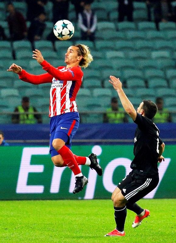 El Atlético va a necesitar la mejor versión de Griezmann para ganar el partido
