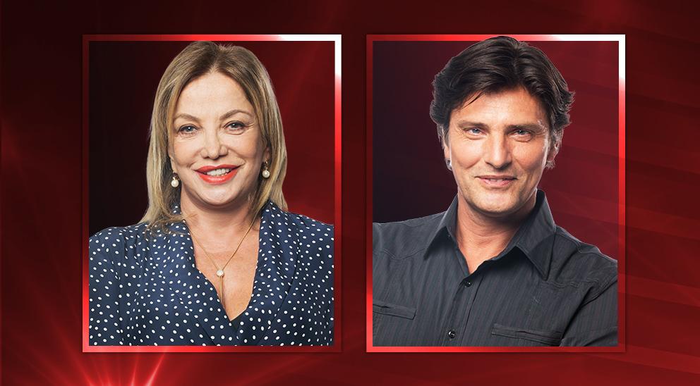 I nominati della settimana sono Simona Izzo e Lorenzo Flaherty. Il televoto è aperto votate qui