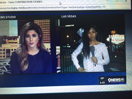 Social Media Buzz: What people are saying about the Las