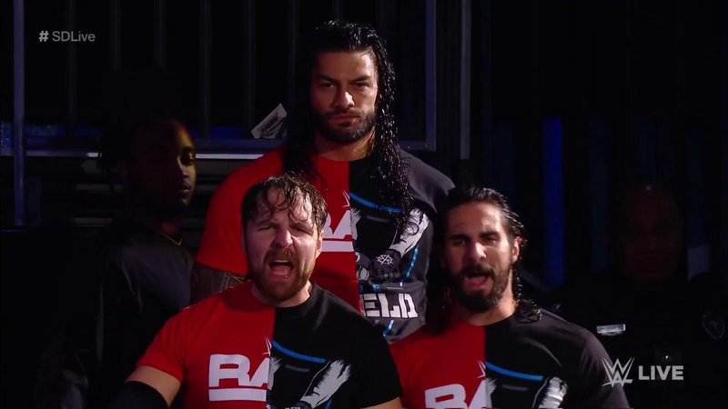 The Shield llegan a SmackDown (wwe.com)