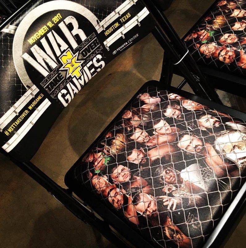 Los fans de las primeras filas podrán llevarse las sillas de recuerdo