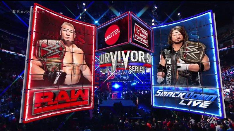 Duelo de campeones absolutos en Survivor Series