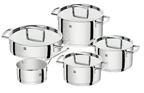 Zwilling Passion - Set de batería de cocina, 5 piezas