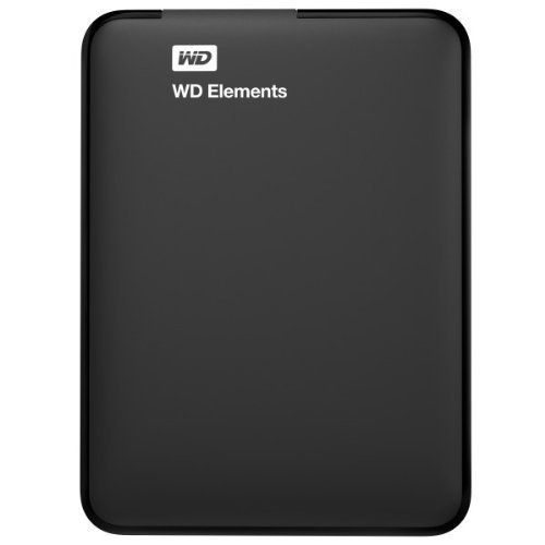 Disco duro externo - WD Elements