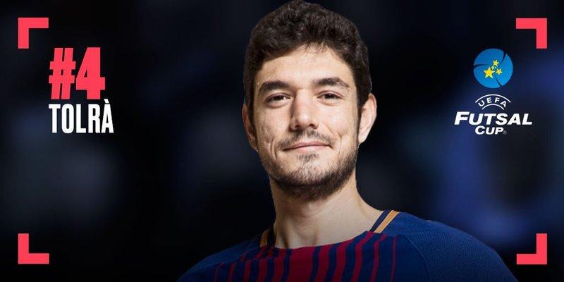 Y Marc Tolrà, autor del 3-0