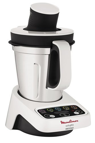 Robot de cocina multifunción - Moulinex Volupta HF404113