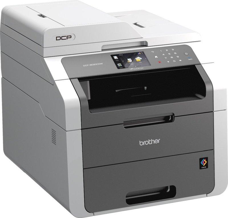 Impresora multifunción láser color - Brother DCP