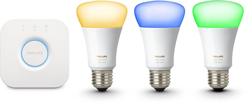 Haz clic para obtener una vista ampliada Etiqueta de eficiencia energética Philips Hue White and Color Ambiance