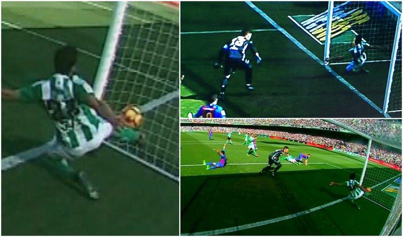 Los aficionados del Barcelona han recordado este otro gol que tampoco sumó  ante el Betis la 7a56167b5be71