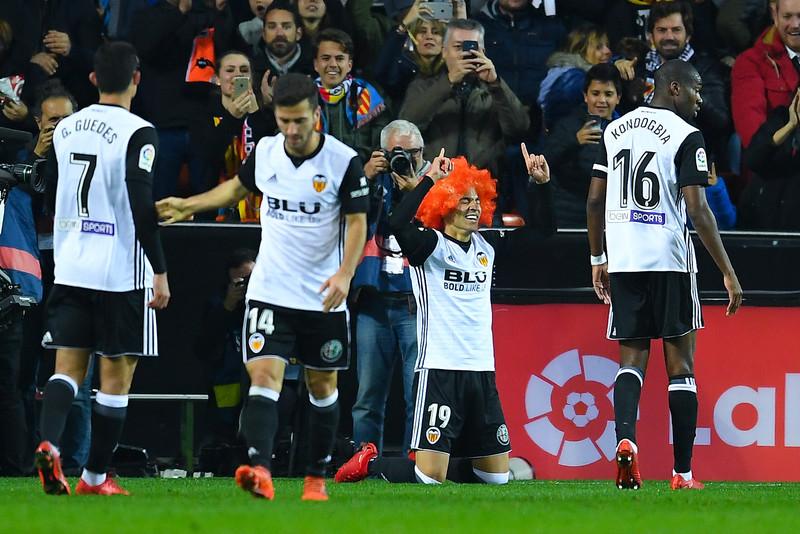 La celebración de Rodrigo tras el 1-0 FOTO  GETTY 985bc856b0d59