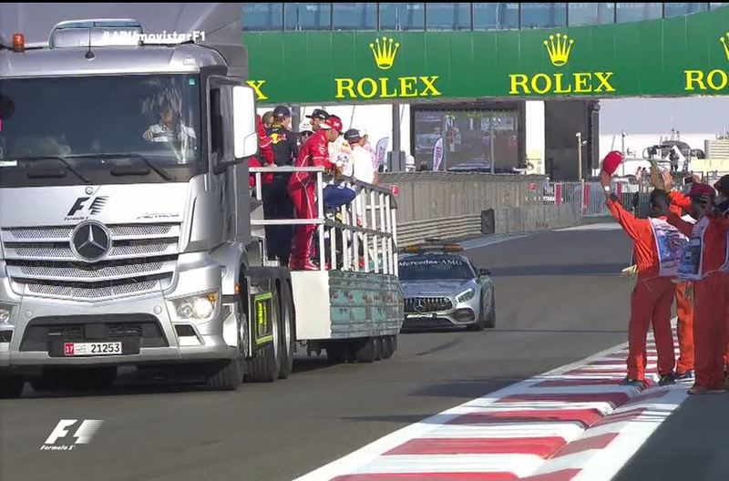 La Drivers Parade llega a su final