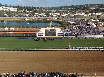 As it happened: all the action from Del Mar | Horse Racing