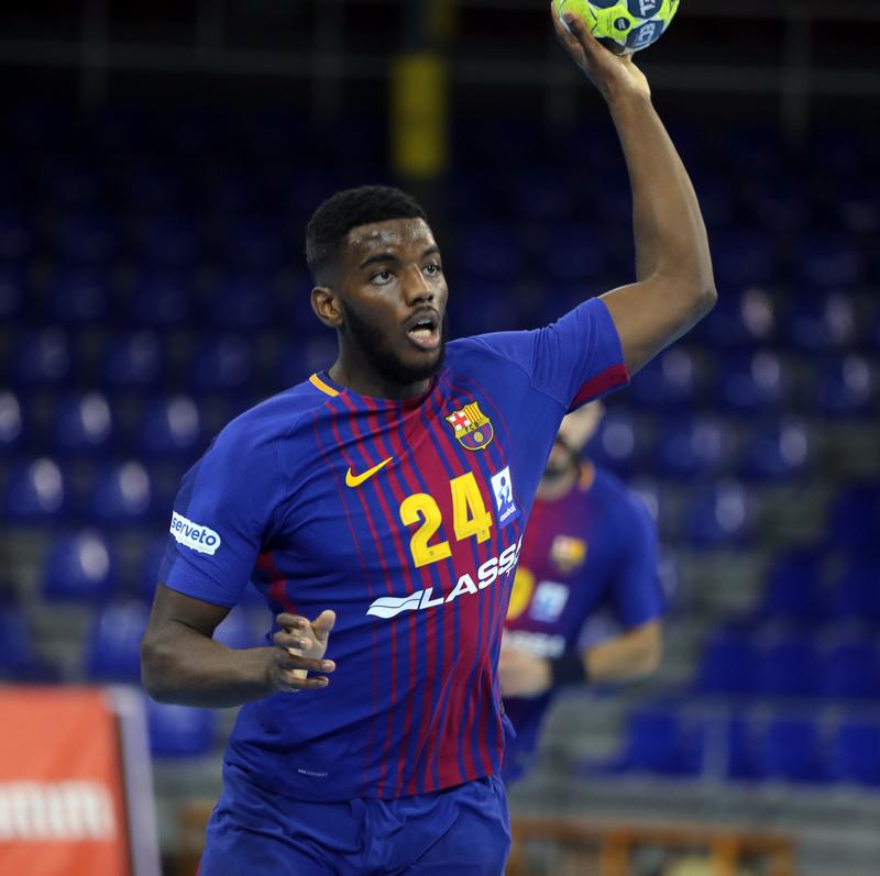 Dika Mem, lateral derecho del Barça