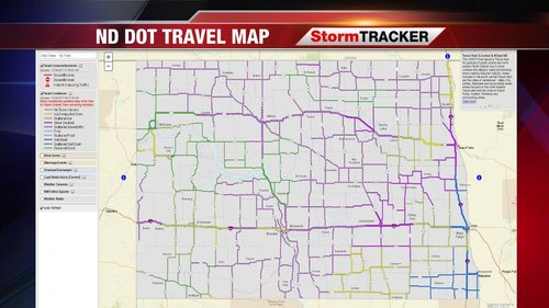 Blizzard live blog: Follow weather-related updates here | WDAY