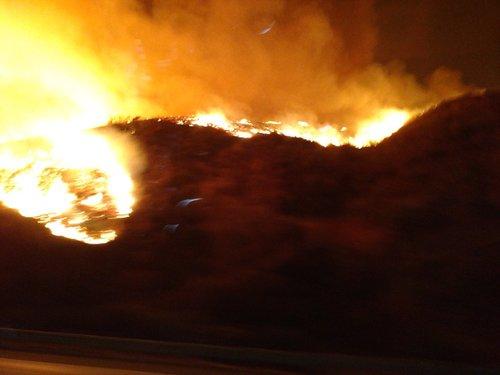 Solimar Beach Fire Map.Residents Share Destruction Of Ventura County Fire