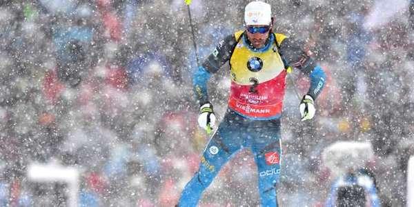 Victoire de Darya Domracheva dans des conditions compliquées — Hochfilzen
