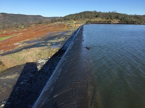 Oroville Dam Spillway Live Updates | Page 25