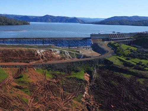 Oroville Dam Spillway Live Updates   Page 25