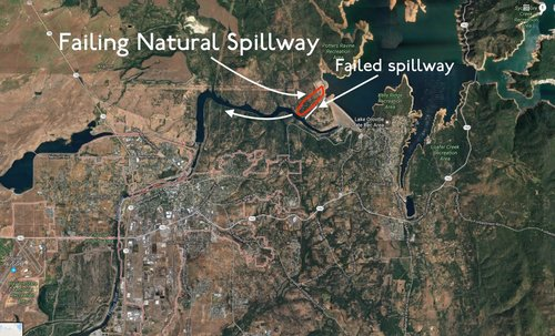 Oroville Dam Spillway Live Updates | Page 45