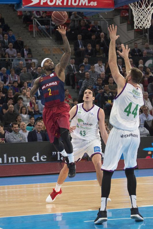 e461ab7da Barcelona - Unicaja  Resultado de la Copa del Rey de baloncesto