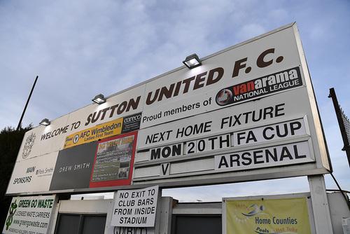 ES | Sutton vs Arsenal