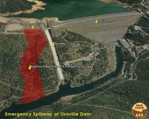 Oroville Dam Spillway Live Updates | Page 2