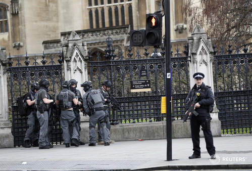 London attack: Seven held after Westminster attack