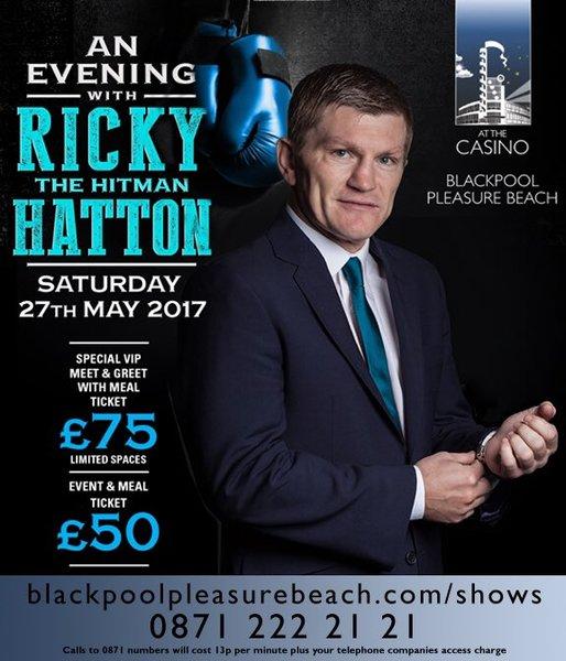 Ricky Hatton MBE
