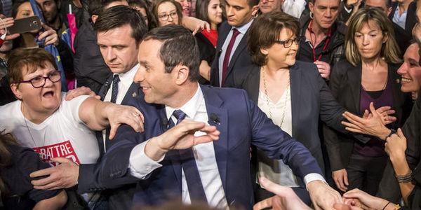 Macron et Le Pen toujours en tête — Présidentielle