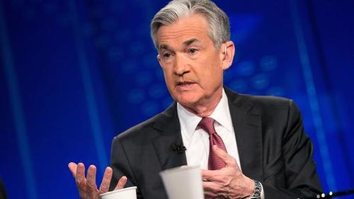 Jerome Powell, governor of the Federal Reserve.