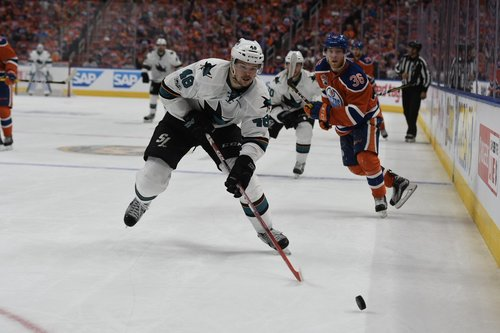 Live playoff updates: Sharks vs  Oilers, Game 5, Thursday