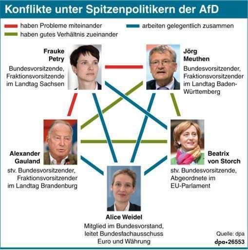 Parteitag In Koln Liveticker Zum Nachlesen Afd Wahlt Gauland Und Weidel Als Spitzenduo