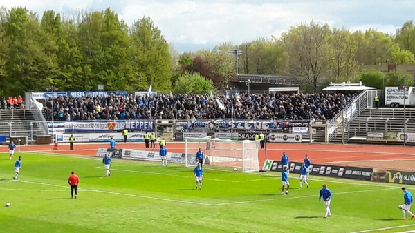 zweite halbzeit live 0 1 sv meppen beim vfb oldenburg. Black Bedroom Furniture Sets. Home Design Ideas